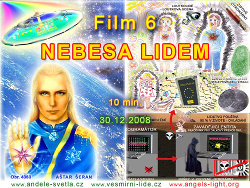 Video - Nebesa lidem